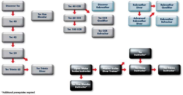 Tec Rec Flowchart
